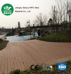 Outdoor WPC Wood Plastic Decking pictures & photos