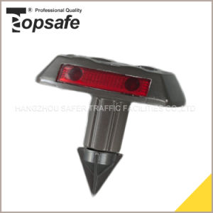 Solar Aluminum LED Road Stud pictures & photos