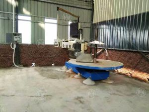Zmfx-2500 Column Cap and Base Profile Stone Cut Machine for Granite& Marble pictures & photos
