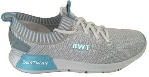 Tideway New design Flyknit Shoes Slip-on Casual Shoes for Men pictures & photos