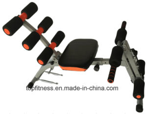 Hot Sale Professional Ab Exercise Machine/Abdominizer/Decline Bench/Sit up Bench pictures & photos