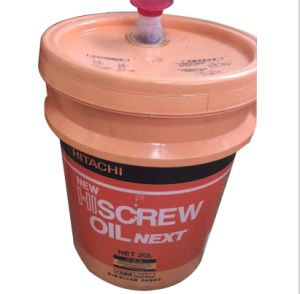 Screw Air Compressor Parts New Hitachi Screw Oil Next Lubricating Oil pictures & photos