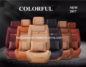 Natural Sheep Fur Car Seat Cushion Cover pictures & photos