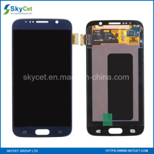 Full Original S6 LCD Display Touch Screen for Samsung S6 LCD pictures & photos
