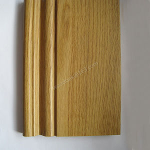 135mm Solid Wider Oak Skirting pictures & photos