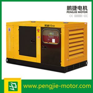 Hot! China Soundproof Power Generator 30kw Silent Diesel Generator Set pictures & photos