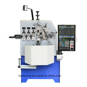 CNC Compression Spring Machine with Three Axis pictures & photos