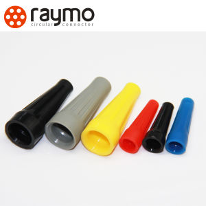 Plastic Pag Pkg Plg Circular Push Pull Medical Connector pictures & photos