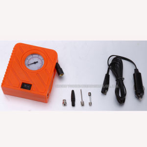 Portable 12V Tire Inflator for Motorcycles pictures & photos