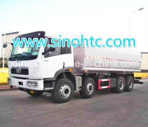Water tank truck, 20 000L Truck Mounted Water Tank pictures & photos