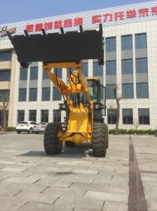 Eougem Construction Machinery Wheel Loader Zl20 pictures & photos
