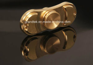 Hand Spinner Fidget Spinner Toy Copper/Staniless Steel/Aluminium EDC Tool pictures & photos