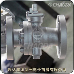 Reduced Bore Trunnion Mounted Ball Valve pictures & photos