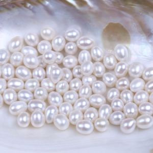 Hot Selling Jewelry Accessory Size 11mm Drop Loose Pearls Wholesale pictures & photos