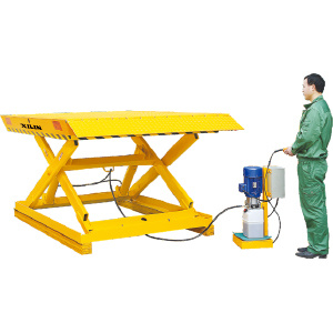 High Quality Stationary Lift Table for Sale pictures & photos
