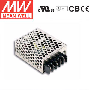 RS-15 Meanwell 15W 12V Enclosed Power Supply pictures & photos