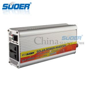 Suoer 220V DC AC 12V Power Inverter 2000W (SUA-2000AF) pictures & photos