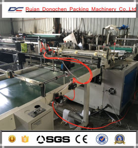 Computerized Non Woven Fabric Roll to Sheet Cutting Machine