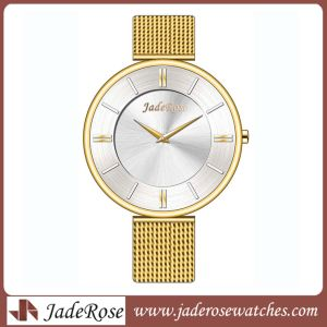 2017 New Style Colorful Ladies Stainless Steel Quartz Digital Watches pictures & photos