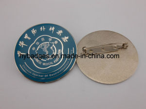 Offset Printing Badge, School Lapel Pin (GZHY-LP-089) pictures & photos