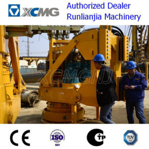 XCMG Xr150d Rotary Hydraulic Drilling Rig with Cummins Engine pictures & photos