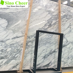 Import White Marble Slabs for Kitchen and Bathroom pictures & photos