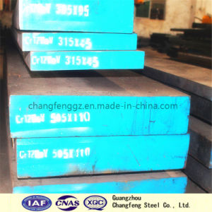 Plastic Mould Steel Cold Work Die Steel (DC53/D2/1.2379) Customized pictures & photos