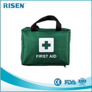 Outdoor First Aid Kit/Family Travel First Aid Bag/Mini First Aid Kit Bag pictures & photos