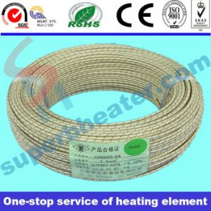 400 Degrees High Temperature Wire/Cable for Cartridge Heater Element pictures & photos