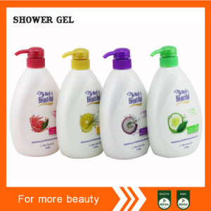Megranate & Lippia Citriodora Shower Gel OEM/ODM Bath Gel pictures & photos