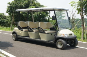 6 Seater Electric Sightseeing Car for Sale pictures & photos