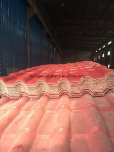 Wholesale New Fashion Sythetic Resin Corrugated Roofing Sheets pictures & photos