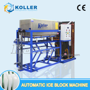 1.5 Ton Directly Evaporated Ice Block Machine for Commercial Purpose pictures & photos
