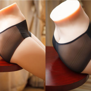 New 104cm Fat Sex Doll Legs Silicone Torso Doll Sex Toy for Men pictures & photos