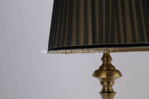 Copper Luxury Gold Table Lamps Goddess Table Light (DT-8004) pictures & photos