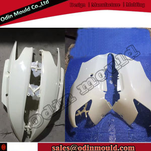 Motorcycle Rear Fenders Plastic Injection Mold pictures & photos