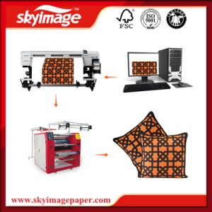Multifunctional Fy- Rpm80cm*1.2m Width Ribbon Sublimation Rotary Heat Press Machine for Mobile Lanyard pictures & photos