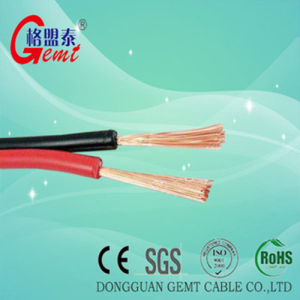 2 Cores OFC Red and Black Speaker Wire for Audio Applian Ce 227 IEC42 pictures & photos