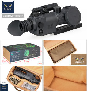 27-0013 Tactical Hunting Airsoft Shooting Iit Generation Mak 350 Infrared 2.5X Night Vision Scope Goggles Monocular pictures & photos