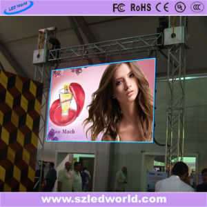 Hotsale Indoor/Outdoor Full Color Rental Die-Cast LED Display Screen Panel for Video Wall for Advertising (P3.91, P4.81, P6.25) pictures & photos