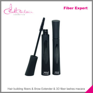 Aluminum Coating 3D Fiber Mascara Container pictures & photos