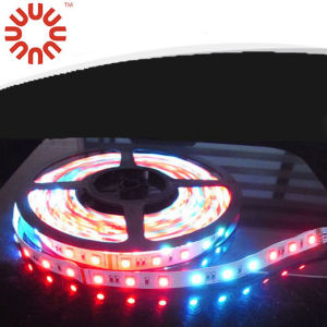 Solar Powered LED Strip Lights pictures & photos