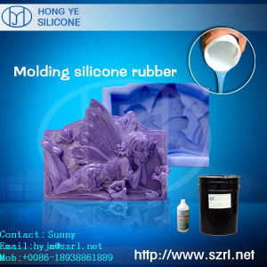 RTV-2 Ab Parts Silicone for Construction Home Decoration pictures & photos