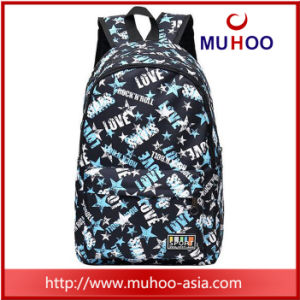 Outdoor Camou Hiking Travel Laptop School Sports Backpacks pictures & photos