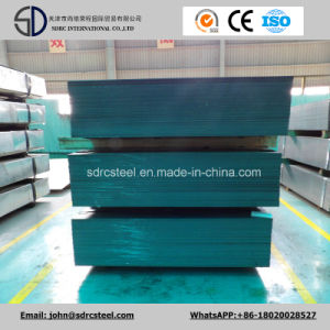 CRC SPCC DC01 St12 ASTM A366 Cold Rolled Metal Sheet pictures & photos