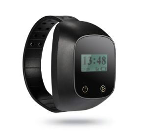 Waterproof Watch Personal GPS Tracker Bracelet Ankle Bracelet Ddx02 GPS Smart Watch Tracking Device pictures & photos