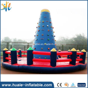 Popular High Quality Kids Climbing Wall, Inflatable Slide pictures & photos