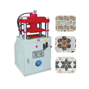 Stone Stamping / Splitting Machine for Granite Marble Paver Tile pictures & photos