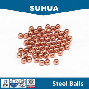 C1100 Solid Copper Ball 9mm Small Metal Ball pictures & photos