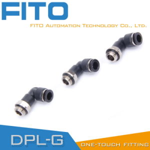 Pneumatic Component Pl Fittings/Pneumatic Fitting/Plastic Air Fittings pictures & photos